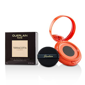 Guerlain Terracotta Cushion Fresh Bronzing Fluid Makeup SPF 20 - # Natural
