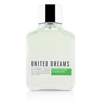 Benetton United Dreams Be Strong Eau De Toilette Spray