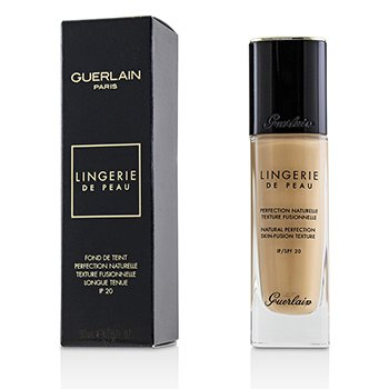 Guerlain Lingerie De Peau Natural Perfection Foundation SPF 20 - # 04C Medium Cool