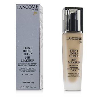 Lancome Teint Idole Ultra 24H Wear & Comfort Fdn SPF 15 - # 230 Buff W (US Version)