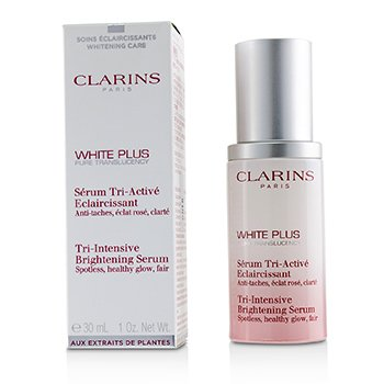 Clarins White Plus Pure Translucency Tri-Intensive Brightening Serum