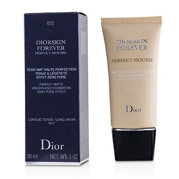 Christian Dior Diorskin Forever Perfect Mousse Foundation - # 020 Light Beige