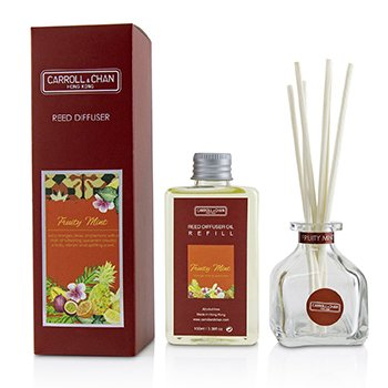 Carroll & Chan (The Candle Company) Reed Diffuser - Fruity Mint