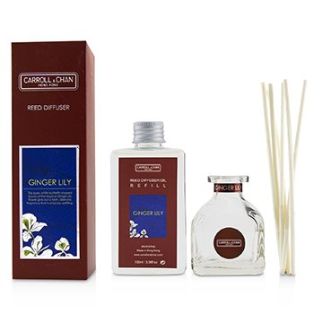 Carroll & Chan (The Candle Company) Reed Diffuser - Ginger Lily
