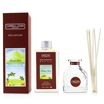 Carroll & Chan (The Candle Company) Reed Diffuser - Green Seas