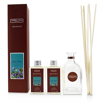 Carroll & Chan (The Candle Company) Reed Diffuser - Sweet Violets