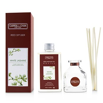 Carroll & Chan (The Candle Company) Reed Diffuser - White Jasmine