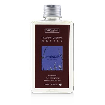 Carroll & Chan (The Candle Company) Reed Diffuser Refill - French Lavender