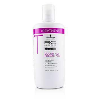 Schwarzkopf BC Color Freeze Treatment - For Coloured Hair (Exp. Date: 12/2018)