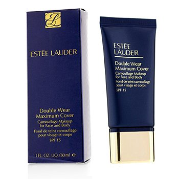 Estee Lauder Double Wear Maximum Cover Camouflage Make Up (Face & Body) SPF15 - #2W1 Dawn