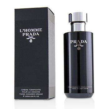 Prada LHomme Tonic Shower Cream