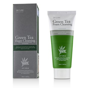 Green Tea Foam Cleansing