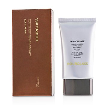 HourGlass Immaculate Liquid Powder Foundation - # Shell