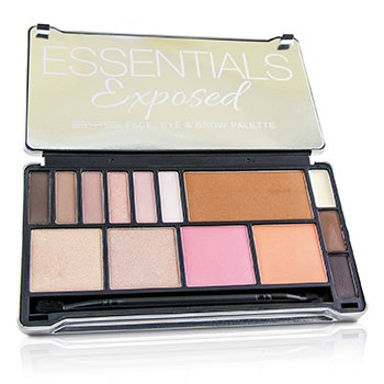Essentials Exposed Palette (Face, Eye & Brow, 1x Applicator)