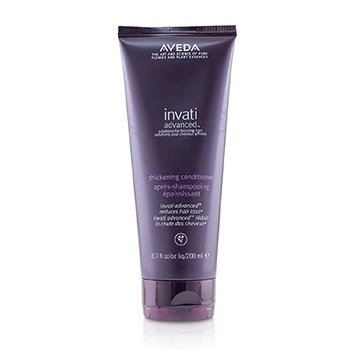 Aveda Invati Advanced Thickening Conditioner - Solutions For Thinning Hair, Reduces Hair Loss