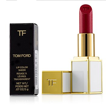 Tom Ford Boys & Girls Lip Color - # 25 Scarlett (Sheer)
