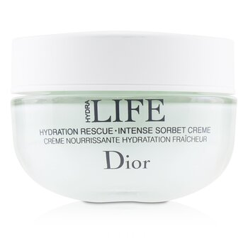 Christian Dior Hydra Life Hydration Rescue Intense Sorbet Creme
