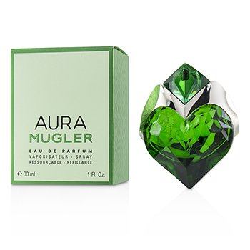 Thierry Mugler (Mugler) Aura Eau De Parfum Refillable Spray