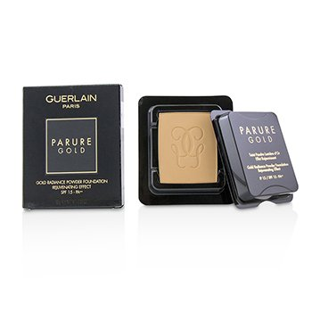 Guerlain Parure Gold Rejuvenating Gold Radiance Powder Foundation SPF 15 Refill - # 12 Rose Clair