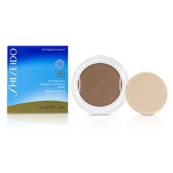 UV Protective Compact Foundation SPF 36 Refill - # SP60 Medium Beige