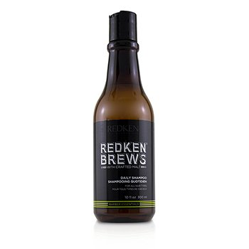 Redken Brews Daily Shampoo (For All Hair Types)