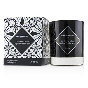 Lampe Berger Graphic Candle - Virginia Cedarwood