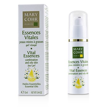 Mary Cohr Vital Essences - For Combination & Oily Skin