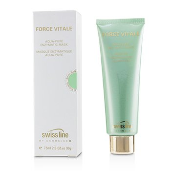 Swissline Force Vitale Aqua-Pure Enzymatic Mask