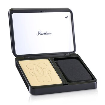 Guerlain Lingerie De Peau Mat Alive Buildable Compact Powder Foundation SPF 15 - # 03W Natural Warm