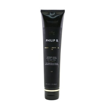 Philip B Gravity-Defying Gel (Intense Hold Sculpt + Shine - All Hair Types)