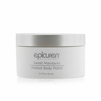 Epicuren Sweet Mandarin Walnut Body Polish