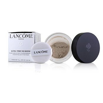 Long Time No Shine Loose Setting & Mattifying Powder - # Translucent