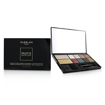 Guerlain Electric Look Palette (Harmony Of Eyeshadow And Highlighters)