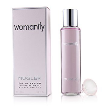 Thierry Mugler (Mugler) Womanity Eau De Parfum Refill Bottle