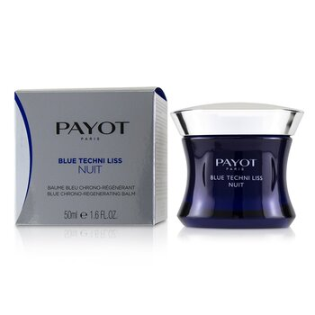 Payot Blue Techni Liss Nuit Blue Chrono-Regenerating Balm