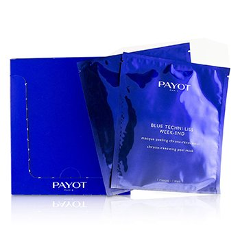 Payot Blue Techni Liss Week-End Chrono-Renewing Peel Mask