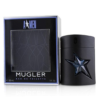 Thierry Mugler (Mugler) A*Men Gomme Rubber Flask Eau De Toilette Spray