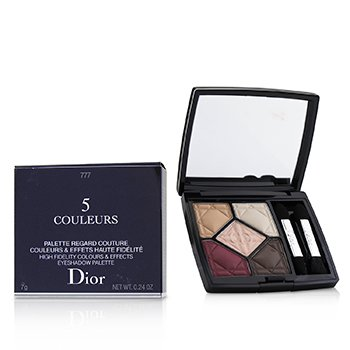 Christian Dior 5 Couleurs High Fidelity Colors & Effects Eyeshadow Palette - # 777 Exalt Matte