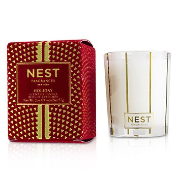 Nest Scented Candle - Holiday