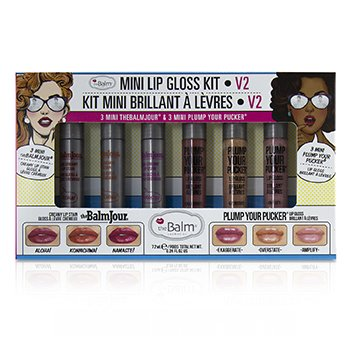 Mini Lip Gloss Kit - # V2
