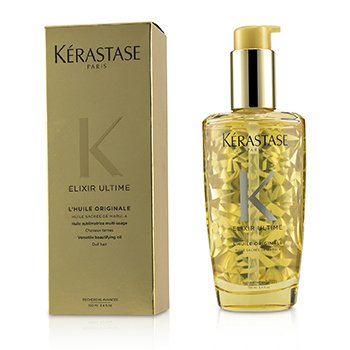 Kerastase Elixir Ultime LHuile Originale  Versatile Beautifying Oil (Dull Hair)