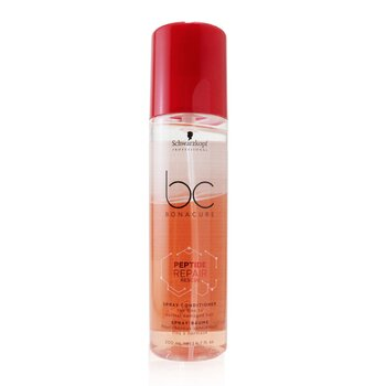 Schwarzkopf BC Bonacure Peptide Repair Rescue Spray Conditioner (For Fine to Normal Damaged Hair)