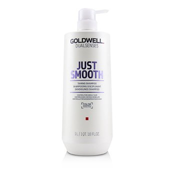 Goldwell Dual Senses Just Smooth Taming Shampoo (Control For Unruly Hair)