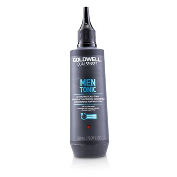 Goldwell Dual Senses Men Tonic Activating Scalp Tonic (For All Hair Types)