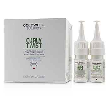 Goldwell Dual Senses Curly Twist Intensive Hydrating Serum (Elasticity For Curly Hair)