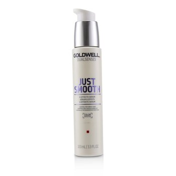 Goldwell Dual Senses Just Smooth 6 Effects Serum (Control For Unruly Hair)