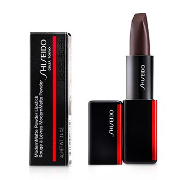 Shiseido ModernMatte Powder Lipstick - # 523 Majo (Chocolate Red)