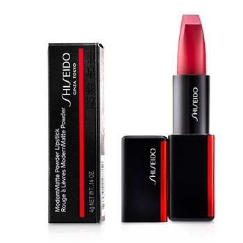Shiseido ModernMatte Powder Lipstick - # 512 Sling Back (Cherry Red)