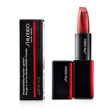 Shiseido ModernMatte Powder Lipstick - # 514 Hyper Red (True Red)