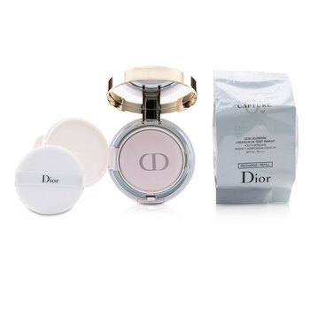 Christian Dior Capture Dreamskin Moist & Perfect Cushion SPF 50 With Extra Refill - # 030 (Medium Beige